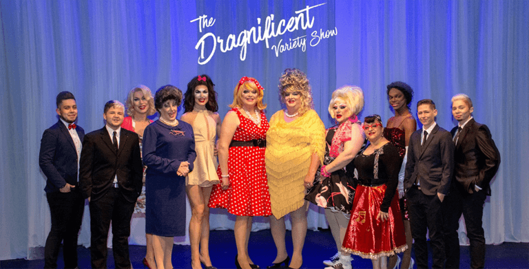 Dragnificent Doo-wop