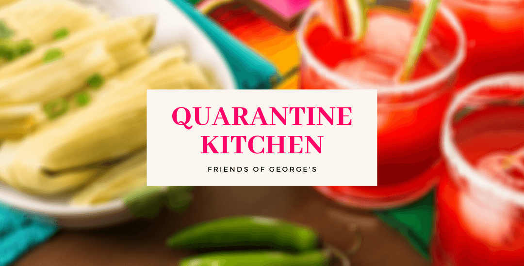 Quarantine Kitchen
